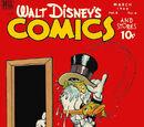 Walt Disney's Comics and Stories 90