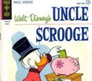 Uncle Scrooge (Gold Key/Whitman)