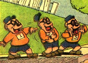 Dc beagle brats