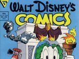 Walt Disney's Comics and Stories 535