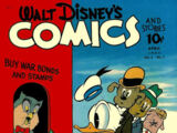 Walt Disney's Comics and Stories 31