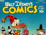 Walt Disney's Comics and Stories 98