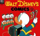 Walt Disney's Comics and Stories 159
