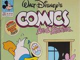 Walt Disney's Comics and Stories 558