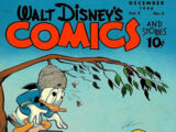 Walt Disney's Comics and Stories 75