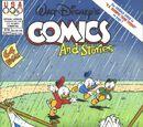 Walt Disney's Comics and Stories 575