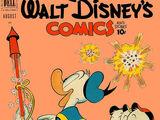 Walt Disney's Comics and Stories 131