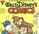 Walt Disney's Comics and Stories 526