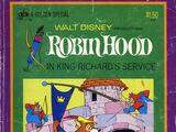 Robin Hood (A Golden Special)