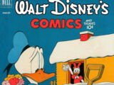 Walt Disney's Comics and Stories 138