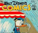 Walt Disney's Comics and Stories 91