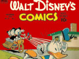 Walt Disney's Comics and Stories 109