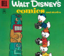 Walt Disney's Comics and Stories 186