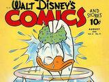 Walt Disney's Comics and Stories 23