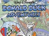 Donald Duck Adventures (Gemstone)