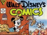 Walt Disney's Comics and Stories 534