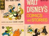 Walt Disney's Comics and Stories (Gold Key)