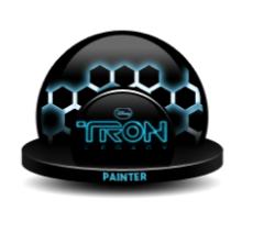 Tron painter logo 2013