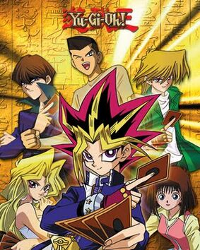 Yugioh characters