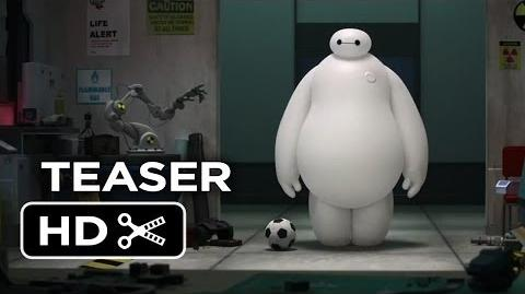 Big Hero 6 Official Teaser Trailer 1 (2014) - Disney Animation Movie HD