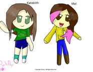 Katebith and Me!