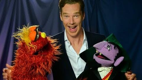 Benedict Cumberbatch and the Sign of Four (or is it Three?)