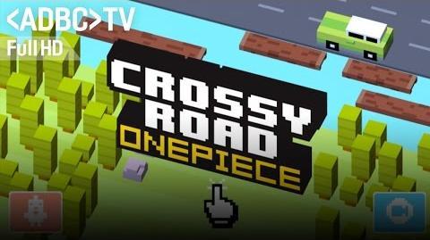 Crossy Road OnePiece (길건너 친구들 원피스) ADBC TV