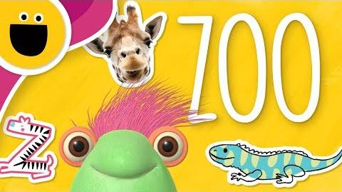 Marvie's Trip to the Zoo (Sesame Studios)