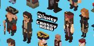 Disney crossy road with leaked davy jones