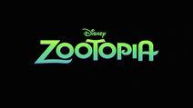 Zootopia title
