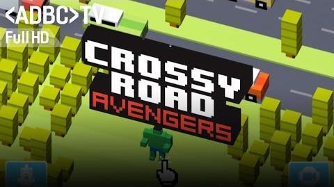 Crossy Road Avengers (길건너 친구들 어벤져스) ADBC TV