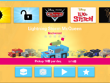 Lightning Storm McQueen