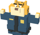 Agent Clawhauser