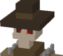 Bandit manchot