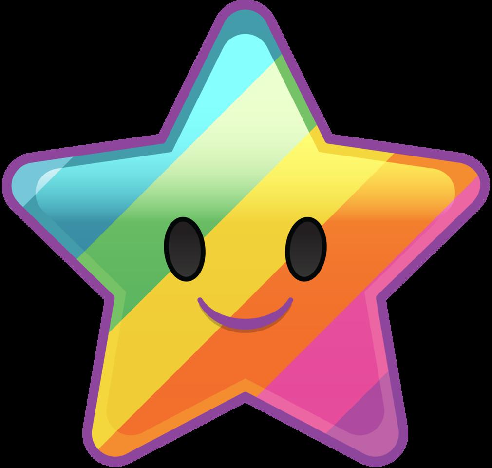 Image Rainbow Star Png Disney Emoji Blitz Wiki