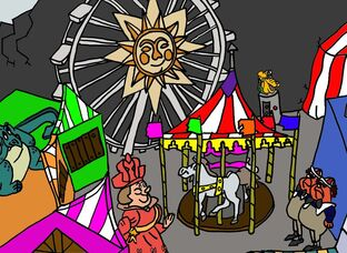 The circus part 1 by upchuck557-d38jvqo