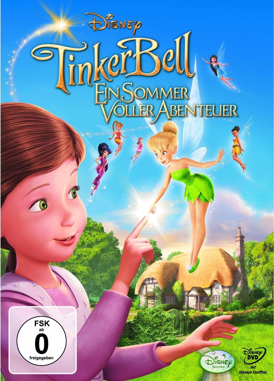 Tinkerbell Ein Sommer Voller Abenteuer Disney Fairies Wiki