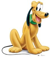 6976 Pluto Dog Standup 743