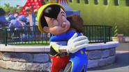 KDA - Pinocchio likes to hugs with the Boy