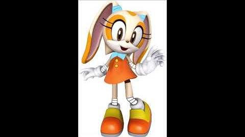 Sonic Boom Shattered Crystal - Cream The Rabbit Voice Sound