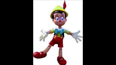 Disneyland Adventures - Pinocchio Voice Sound Part 02