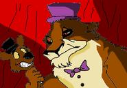 ''No, we'll kill him and chris, too'' - Nightmare Fredbear