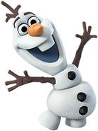 INFINITY Olaf render