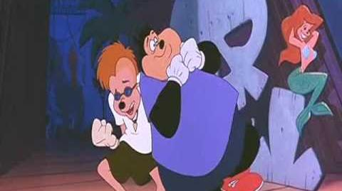 A Goofy Movie Stand Out Eye to eye