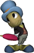 INFINITY Jiminy Cricket render