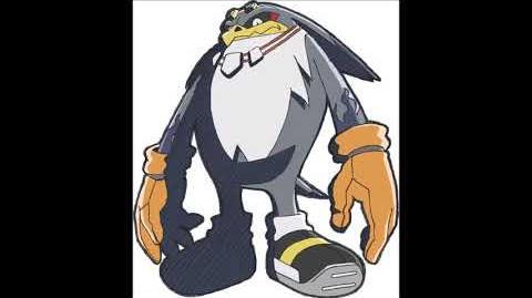 Sonic Riders - Storm The Albatross Voice Sound