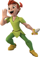 INFINITY Peter Pan render