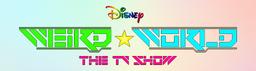 Disney's Weird World The TV Show Logo