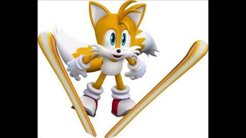 Mario & Sonic at the Olympic Winter Games 2 - Miles ''Tails'' Prower Voice Sound