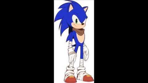 Sonic Boom - Sonic The Hedgehog Voice